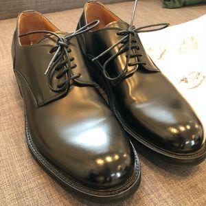 Doucal's Italian Leather Handmade Men's Oxfords